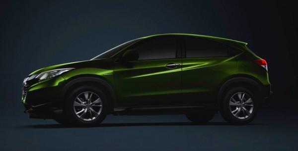 Honda Vezel 2014.0