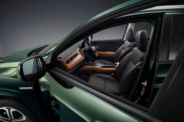 Honda Vezel 2014.3