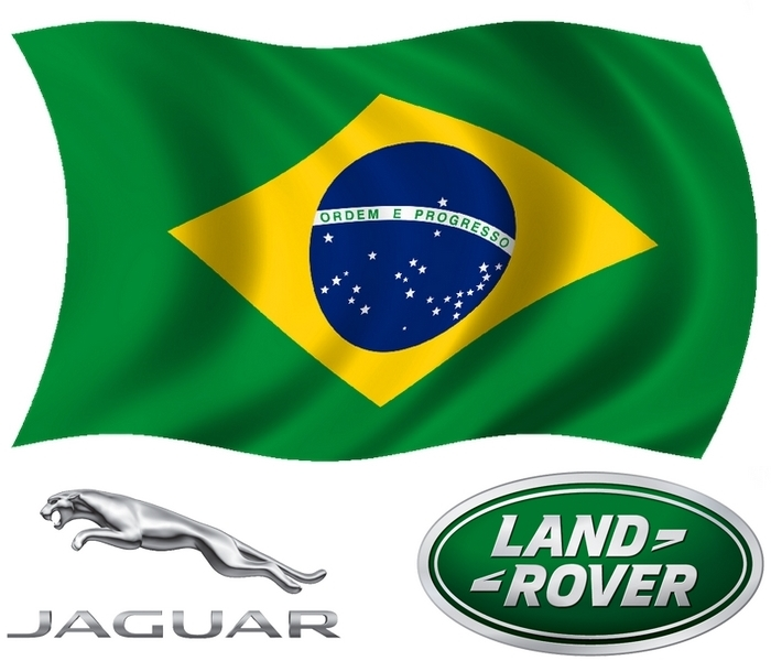 JLR bientôt au Brésil