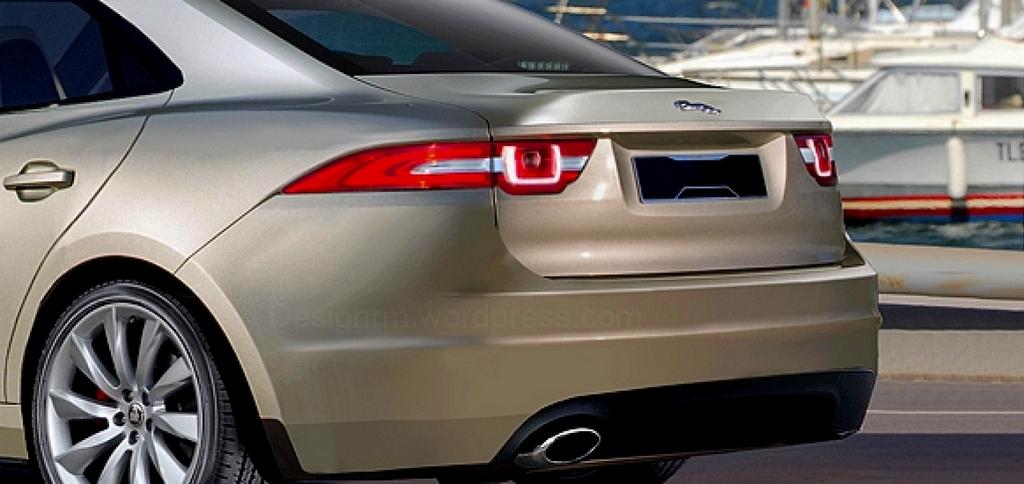 Jaguar XS par DesignRM