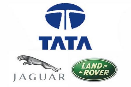 Logo Tata Jaguar Landrover
