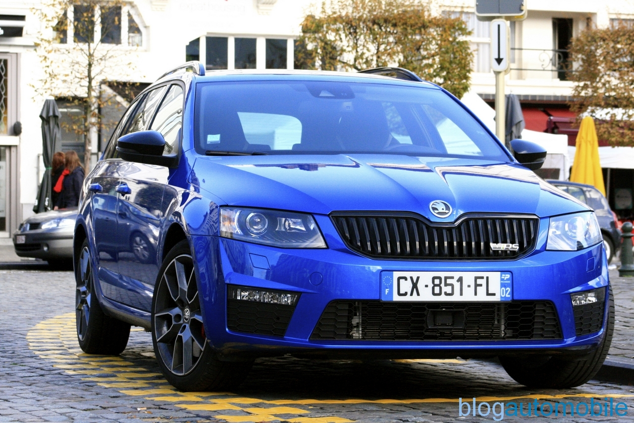 essai paris bruxelles en skoda octavia rs 2 0 l tsi dsg6 blog automobile. Black Bedroom Furniture Sets. Home Design Ideas