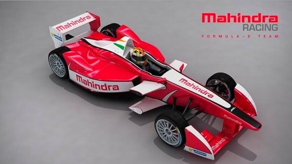Mahindra racing team en Formule E