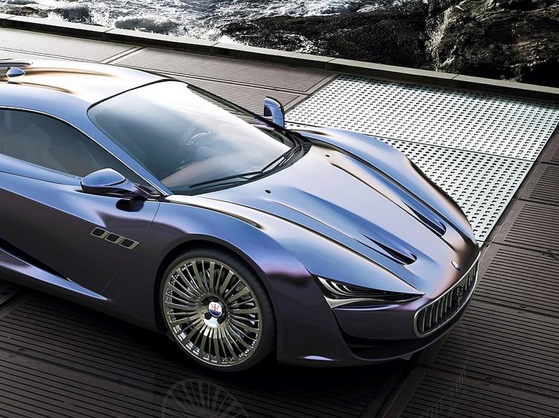 Maserati Bora Concept - Blog Automobile