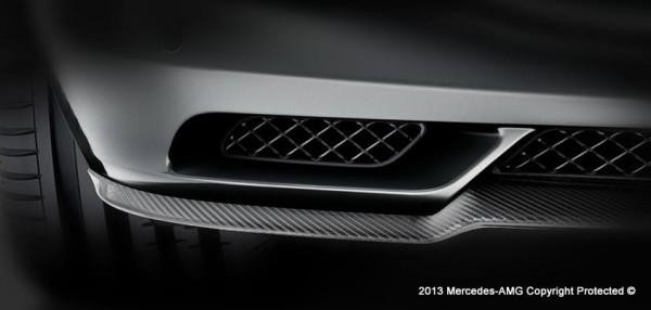 Mercedes Benz SLS AMG Final Edition Teaser.1