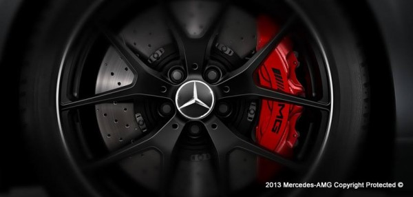 Mercedes Benz SLS AMG Final Edition Teaser.2