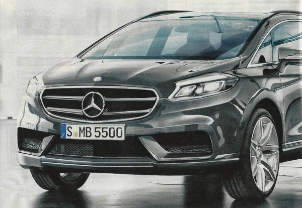 Mercedes Sport Cruiser 2017.0