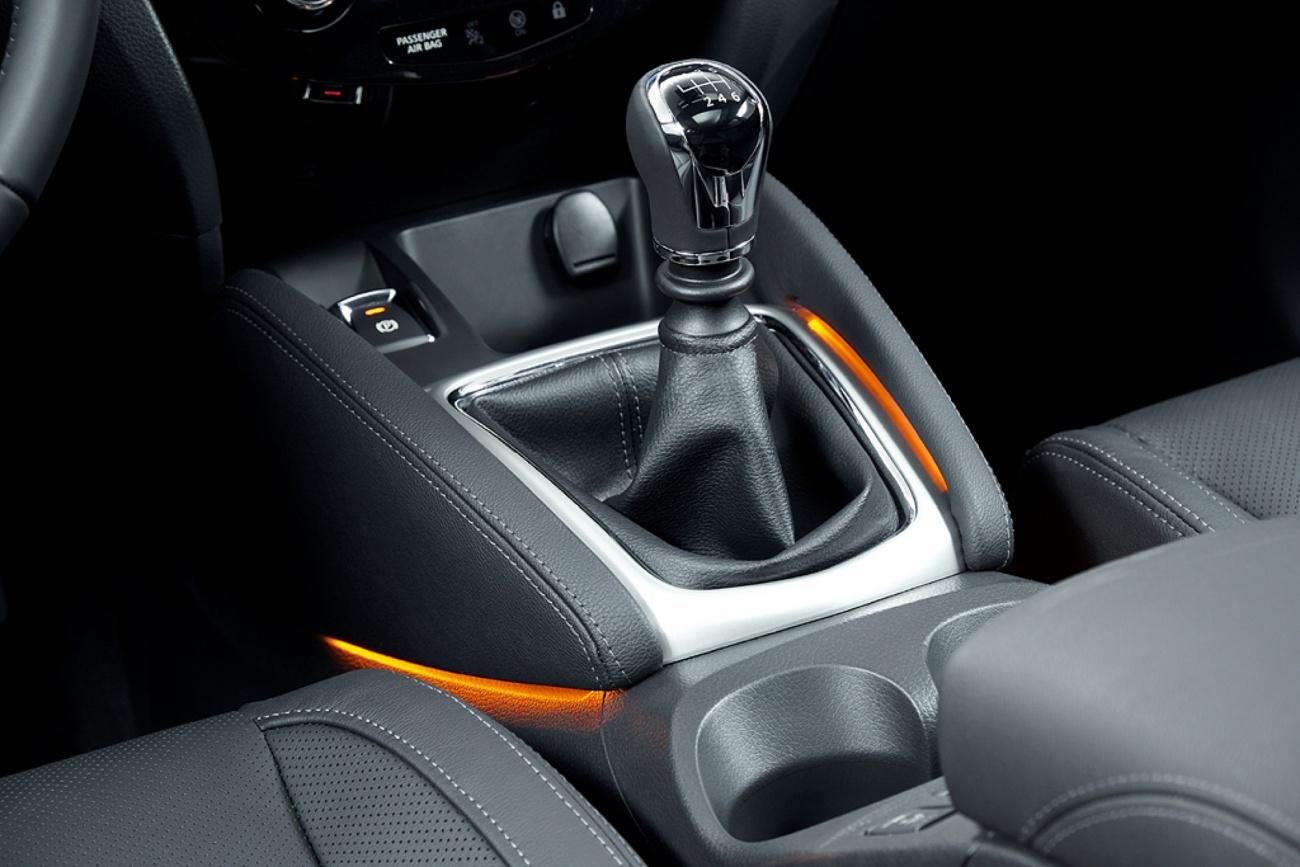 Nissan qashqai 2014 photos infos et vid o officielles for Interieur qashqai 2014