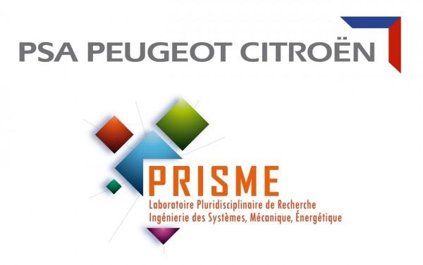 PSA et le Labo PRISME s'associent