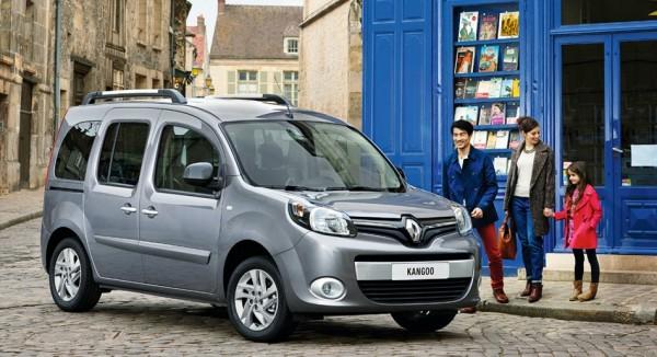Renault Kangoo 2014.1