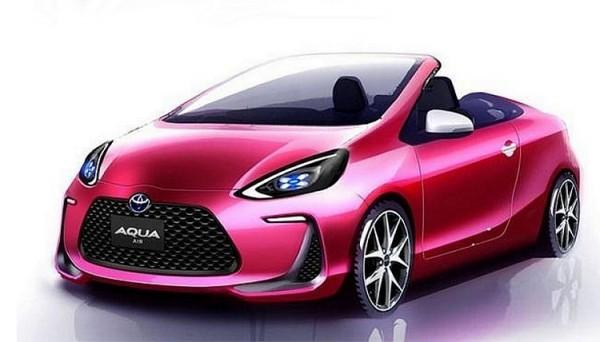 Toyota Aqua Air Concept