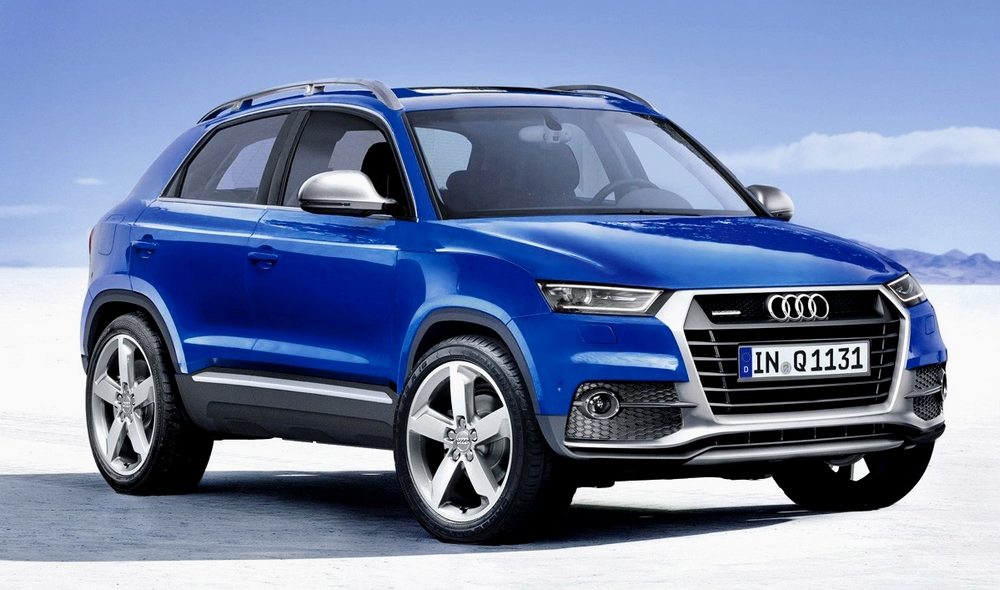 Audi Q1 Confirm 233 Pour 2016 Blog Automobile