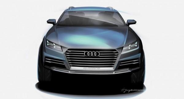 Audi SUV Concept .0