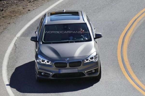 BMW Serie 1 GT ou  Active Tourer.0