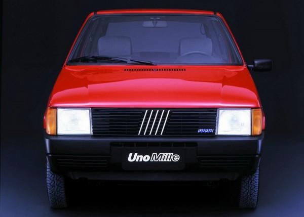 Fiat Uno Mille.11
