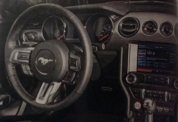 Ford Mustang 2015..5