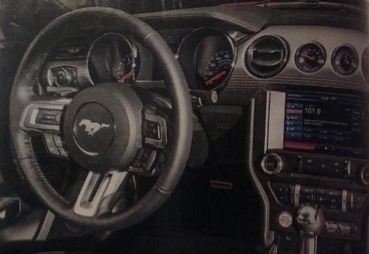 nouvelle ford mustang 2015 nous la tenons blog automobile. Black Bedroom Furniture Sets. Home Design Ideas
