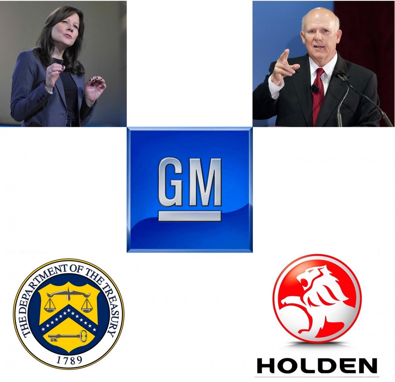 GM du changement en 2015