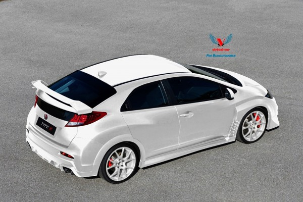 Honda Civic Type R 2015.02