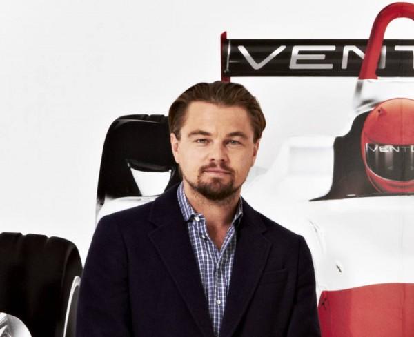 Leonardo Di Caprio et Venturi en Formula E