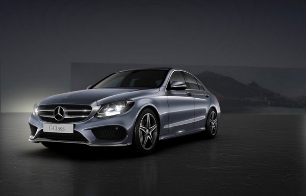 Mercedes Benz Classe C pack AMG.10