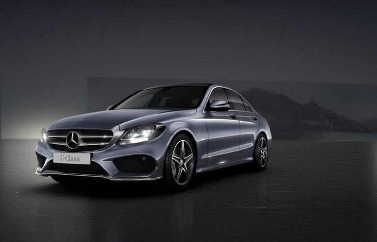 Mercedes Classe C Pack Amg 2014 Premieres Images Blog Automobile