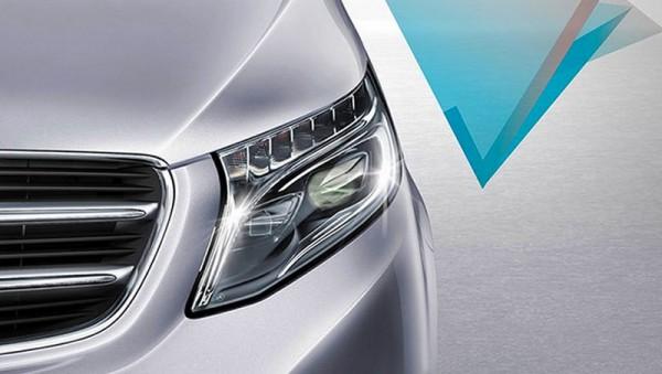Mercedes benz teaser Classe V