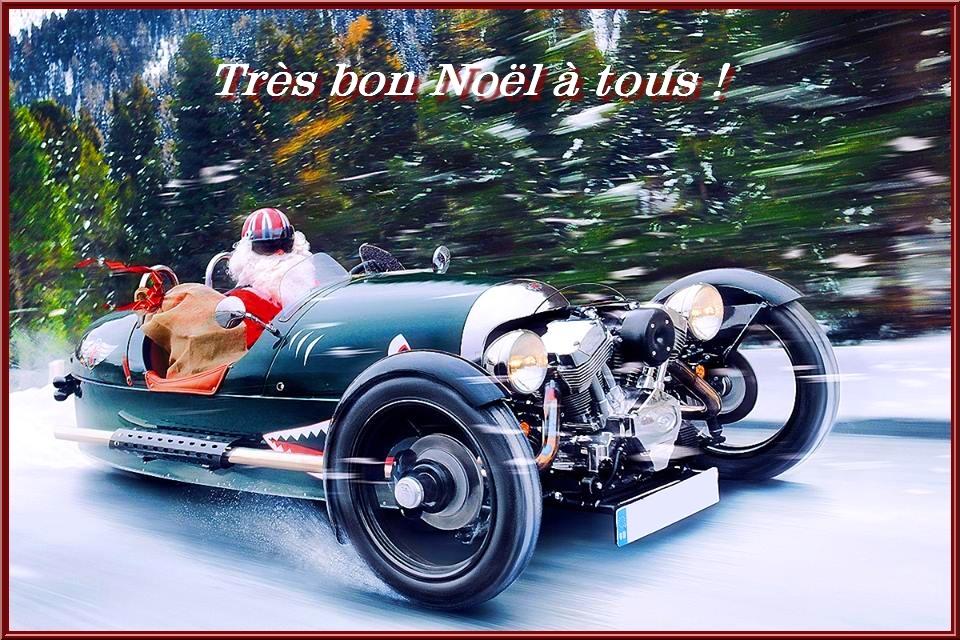 noel automobile C'est Noël : Le temps de faire une pause   Blog Automobile noel automobile