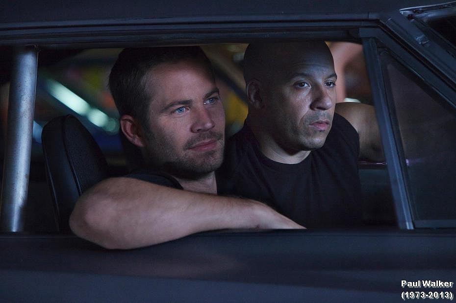 Paul Walker et Vin Diesel - fast-and-furious