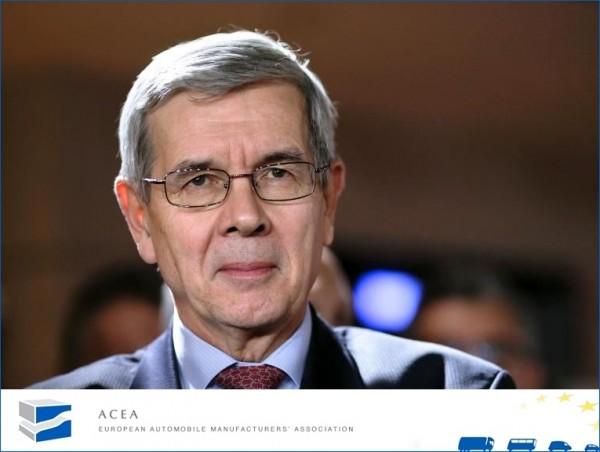 Philippe Varin prend la direction provisoire de l'ACEA