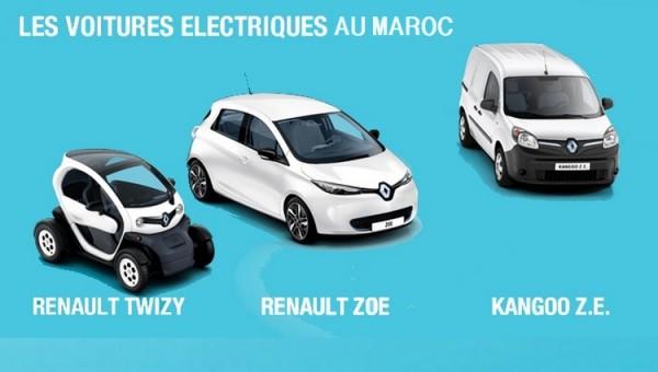 Renault ZE au maroc