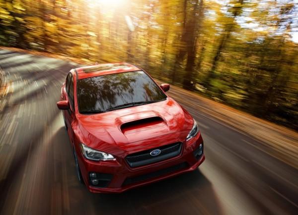 Subaru WRX 2015.6