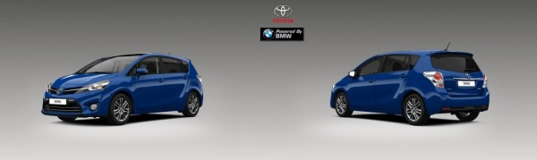 Toyota Verso 1.6L D4-D.1