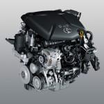 Toyota avec un moteur diesel BMW