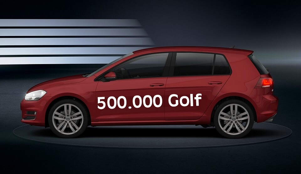 VW Golf Carat