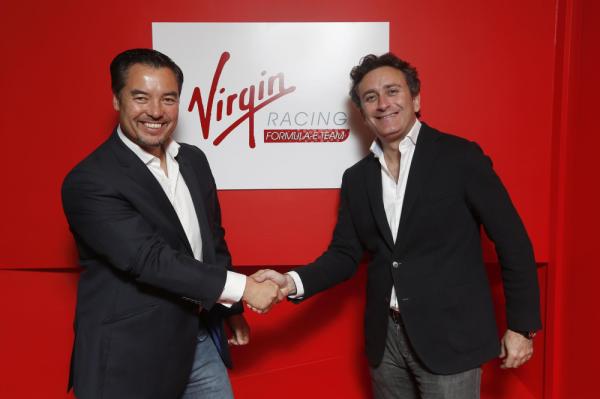 Virgin Racing en Formula E.1