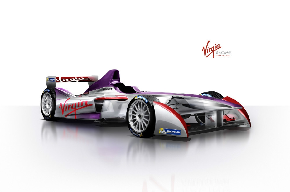 Virgin Racing en Formula E