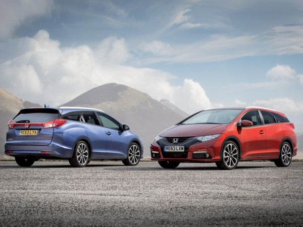 honda civic tourer sports pack.0