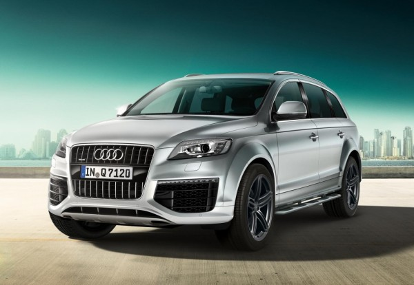 Audi Q7 S Line Edition