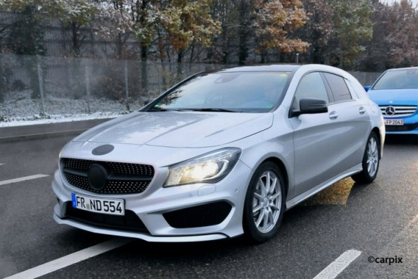 CLA Shooting Brake 2015.3