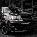 Dodge Avenger-blacktop-Special Edition