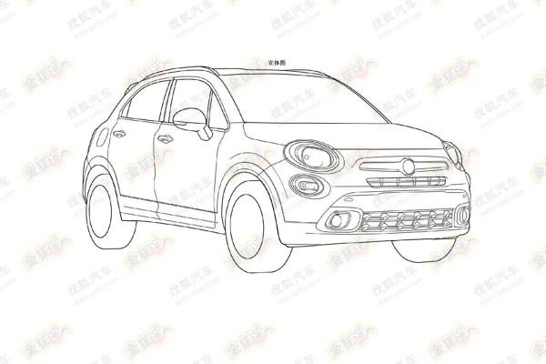 Fiat 500X.1