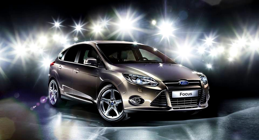 Ford Focus 2014 un million d'ex en Europe