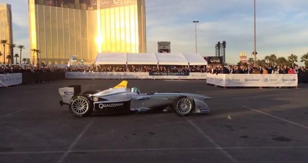 Formula E au CES 2014