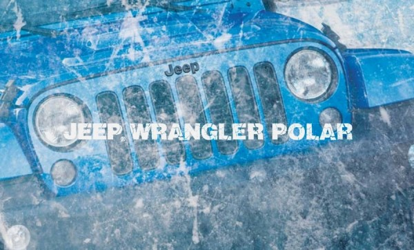 Jeep Wrangler Polar Limited Edition.