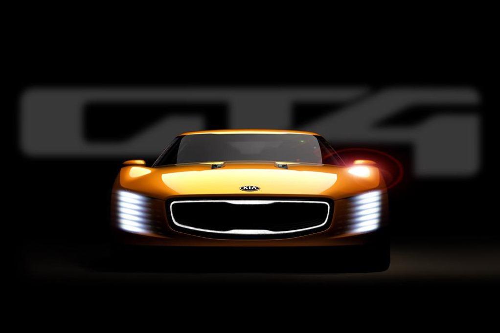 Kia-Concept-GT4 stinger teaser