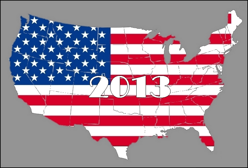 Marché USA 2013
