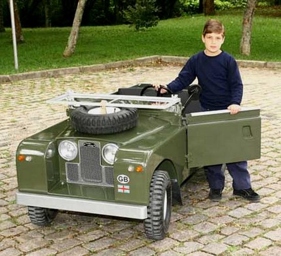 Mini Land Rover Landy