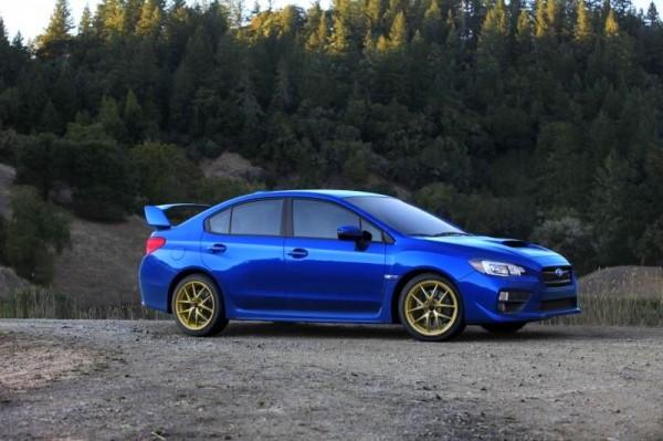 Subaru WRX STI 2015 .0