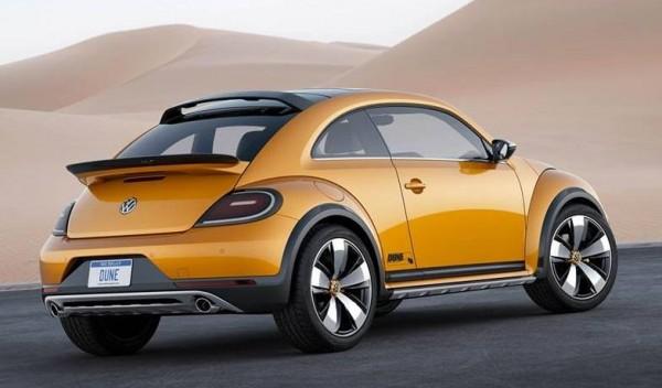 VW Beetle Dune Concept.2